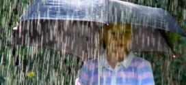 Kde se berou srážky?