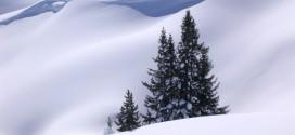 Sněhová nadílka na Česko zapomněla