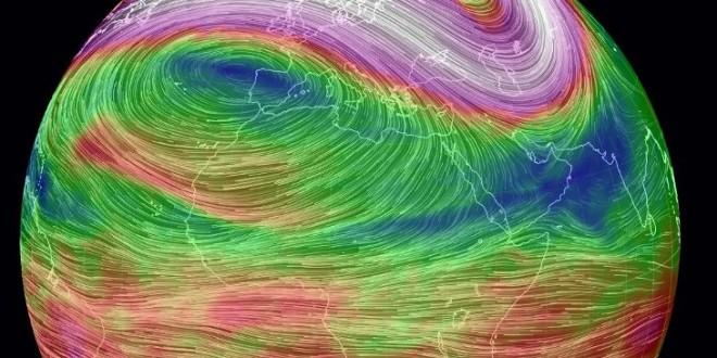 Naše atmosféra neustále cirkuluje, a díky tomu dochází ke změnám počasí.