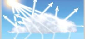 Rozptyl slunečního záření a jak probíhá