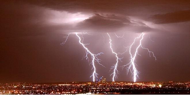 Bouřka – Jak vzniká? Co je blesk a hrom?